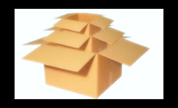 Karton (392 x 292 x 330 in mm, 2.2BC) zum Einsenden von bis zu 3 Outdoortextilien